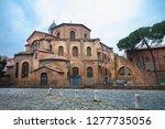early christian church san... | Shutterstock . vector #1277735056