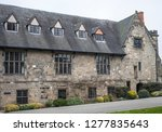 Old School Building At Repton ...