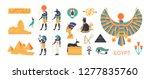 Ancient Egypt Set   Gods ...