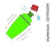 shaker icon   shaker isolated   ... | Shutterstock .eps vector #1277910379