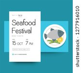 seafood fish festival book...