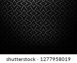 dark silver  gray vector... | Shutterstock .eps vector #1277958019