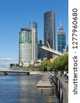 melbourne  australia   december ... | Shutterstock . vector #1277960680