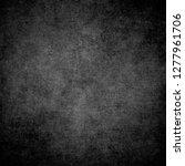 vintage paper texture. black... | Shutterstock . vector #1277961706