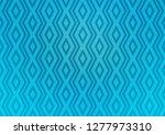 light blue vector background... | Shutterstock .eps vector #1277973310