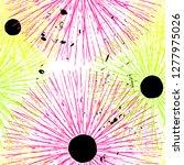 seamless pattern background ...   Shutterstock .eps vector #1277975026