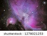 Orion Nebula. Most Famous...