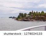 view of the gulf of finland and ...   Shutterstock . vector #1278024133