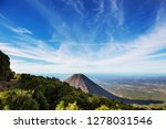 amazing mountains landscape in... | Shutterstock . vector #1278031546