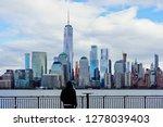 scenic skyline of lower... | Shutterstock . vector #1278039403