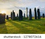 callanish stones isle of harris | Shutterstock . vector #1278072616