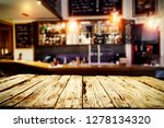 table background of free space... | Shutterstock . vector #1278134320