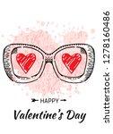 Valentine's Day Card Love...