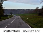 driving in a sunny autumn...   Shutterstock . vector #1278194470