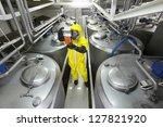 industrial professional   in... | Shutterstock . vector #127821920