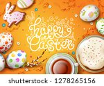 template vector card with...   Shutterstock .eps vector #1278265156