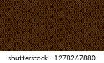 stylish wavy background.... | Shutterstock .eps vector #1278267880