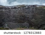 vesuvius is probably not only... | Shutterstock . vector #1278312883