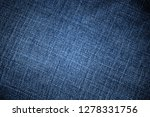 blue jeans as background | Shutterstock . vector #1278331756