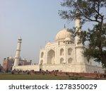 agra. india. 2019. taj mahal ... | Shutterstock . vector #1278350029