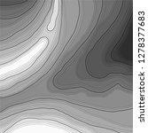 map line of topography. vector... | Shutterstock .eps vector #1278377683