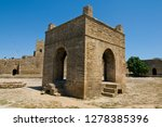 ateshgah fire temple of the... | Shutterstock . vector #1278385396