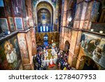 general view of the orthodox...   Shutterstock . vector #1278407953