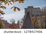 moscow  russia   oct 20  2018 ...   Shutterstock . vector #1278417406