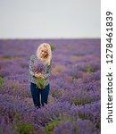 soft focus flowers  beautiful... | Shutterstock . vector #1278461839