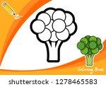children's coloring books ... | Shutterstock .eps vector #1278465583