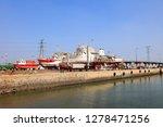 luannan county   september 1 ...   Shutterstock . vector #1278471256