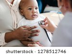 Baby's Visit To The Doctor