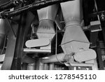feed factory machinery and... | Shutterstock . vector #1278545110