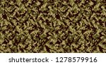 camouflage background. seamless ... | Shutterstock .eps vector #1278579916