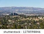 clear day view of woodland... | Shutterstock . vector #1278598846