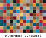 Colorful Patchwork Background ...