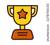single high quality awarding... | Shutterstock .eps vector #1278703153