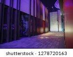 jumeirah beach residence dubai  ... | Shutterstock . vector #1278720163