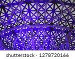 jumeirah beach residence dubai  ... | Shutterstock . vector #1278720166