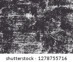 distressed overlay texture of... | Shutterstock .eps vector #1278755716