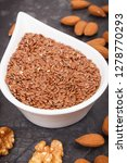 healthy products or ingredients ... | Shutterstock . vector #1278770293