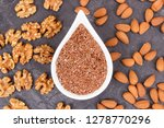 natural healthy food containing ... | Shutterstock . vector #1278770296