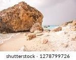beautiful coastline view from...   Shutterstock . vector #1278799726
