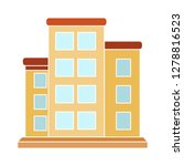 school building icon university ... | Shutterstock .eps vector #1278816523