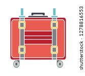 bag tourist travel icon... | Shutterstock .eps vector #1278816553