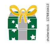 gift box icon present icon... | Shutterstock .eps vector #1278816613