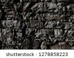close up on stone rock... | Shutterstock . vector #1278858223