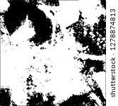 monochrome grunge background | Shutterstock .eps vector #1278874813