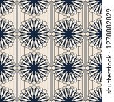 seamless pattern with... | Shutterstock .eps vector #1278882829