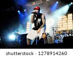 Small photo of Limp Bizkit Concert / Rock'n Coke festival /07.17.2011/Turkey / Istanbul